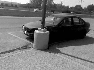 Parking lot liability