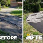 Asphalt Road Repair
