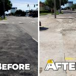 Asphalt Repair & Paving at Victory Auto in St. Petersburg