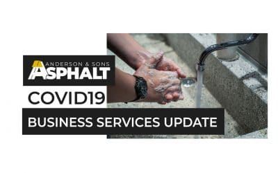 COVID19 Services Update