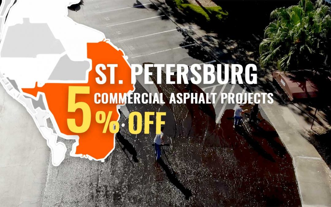St. Petersburg Commercial Asphalt Projects Discount