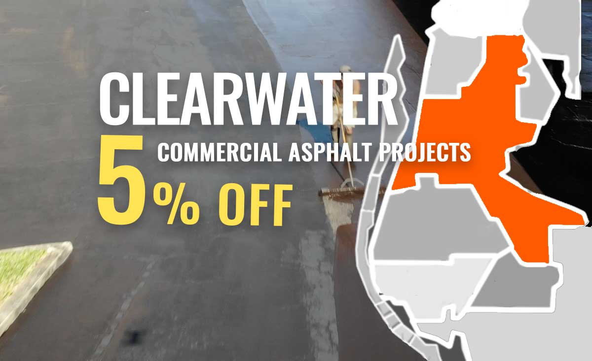 Clearwater Commercial Projects Special Offer