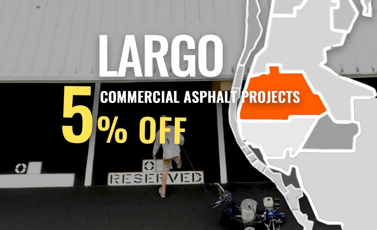 Largo Commercial Asphalt Project Discounts