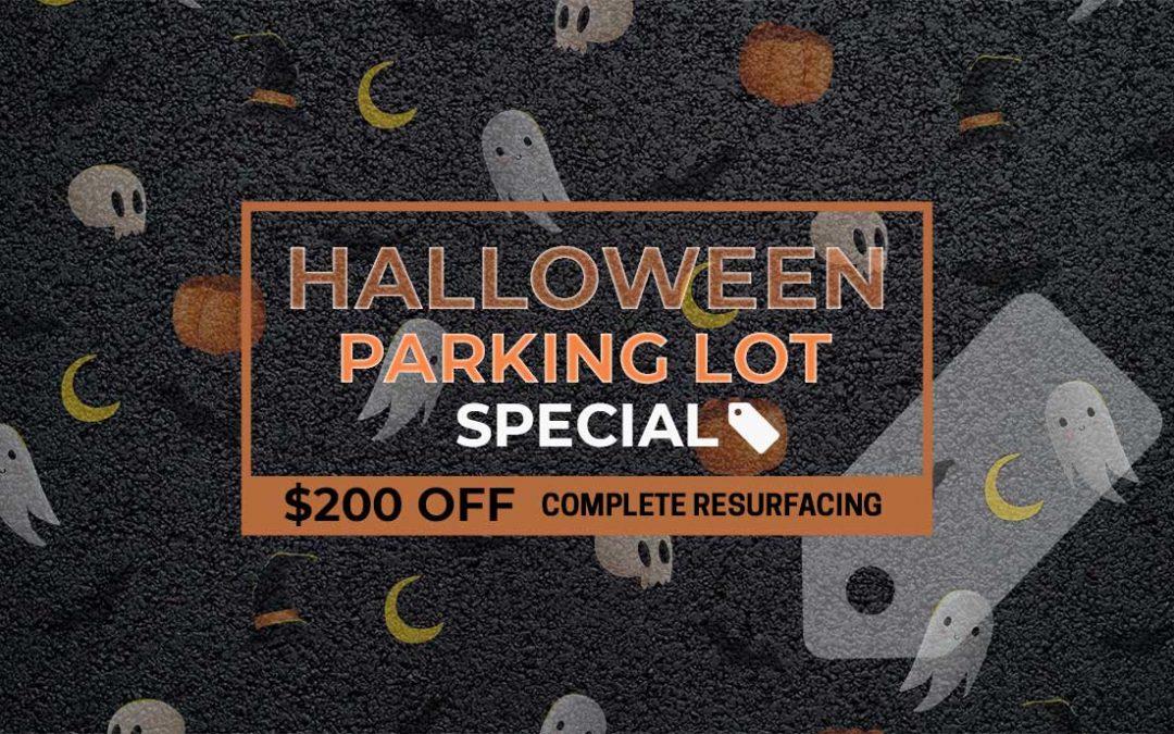 Parking Lot Halloween Special
