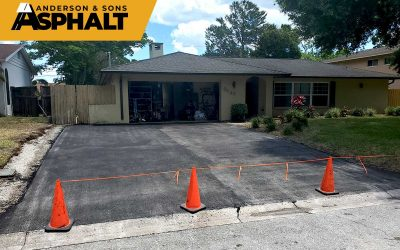 Asphalt Driveway Paving Project Breakdown